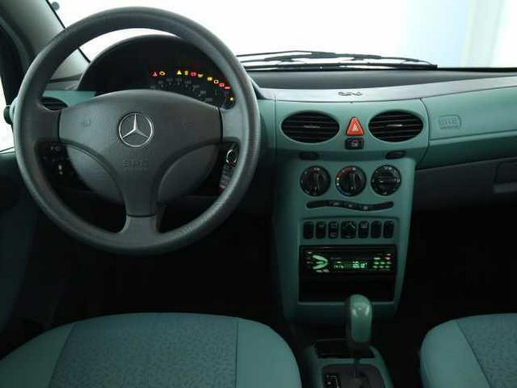 Bild 5: MERCEDES-BENZ A 140 Classic Automatik Klimaanlage ESP