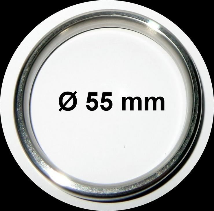 Profil Cockring Ø 55 mm aus V2A-Stahl