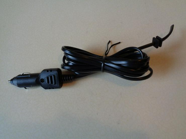 12V-Stecker für Kfz-Steckdose mit 3m-Kabel/VDE