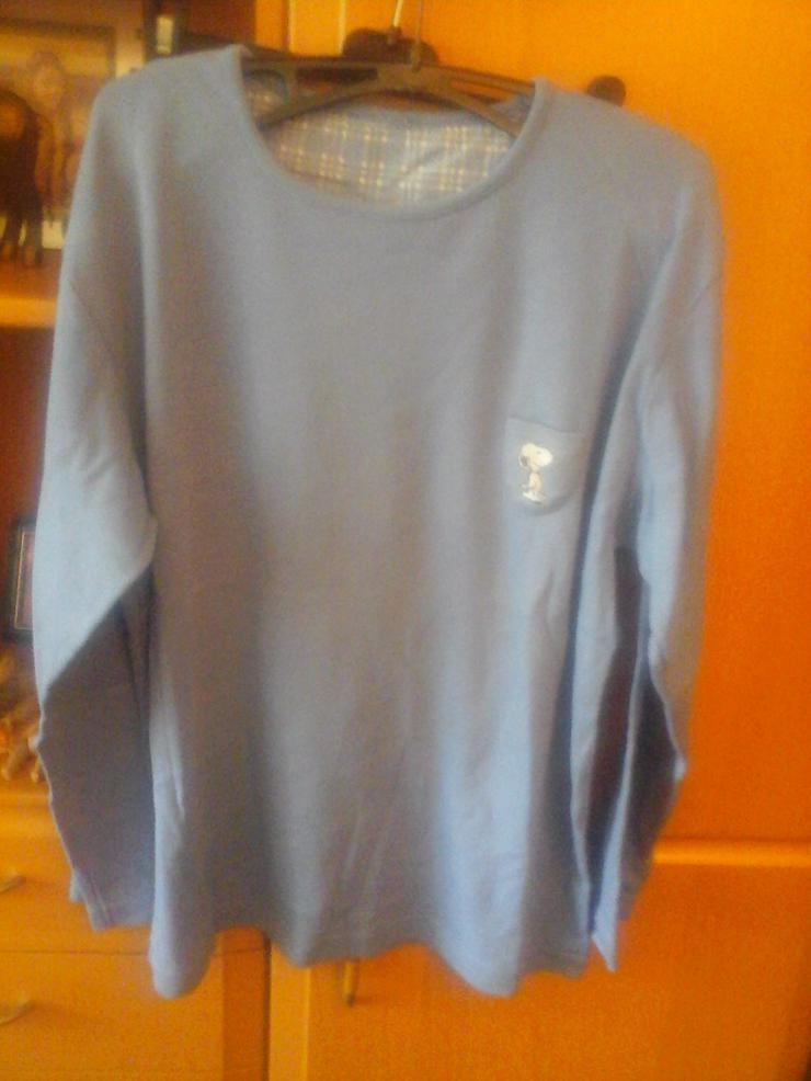 Sweatshirt mit Snoppyapplikation