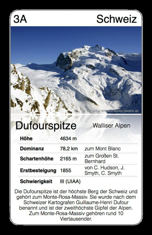 Bild 5: Alpen Trumpf - das neue Quartett