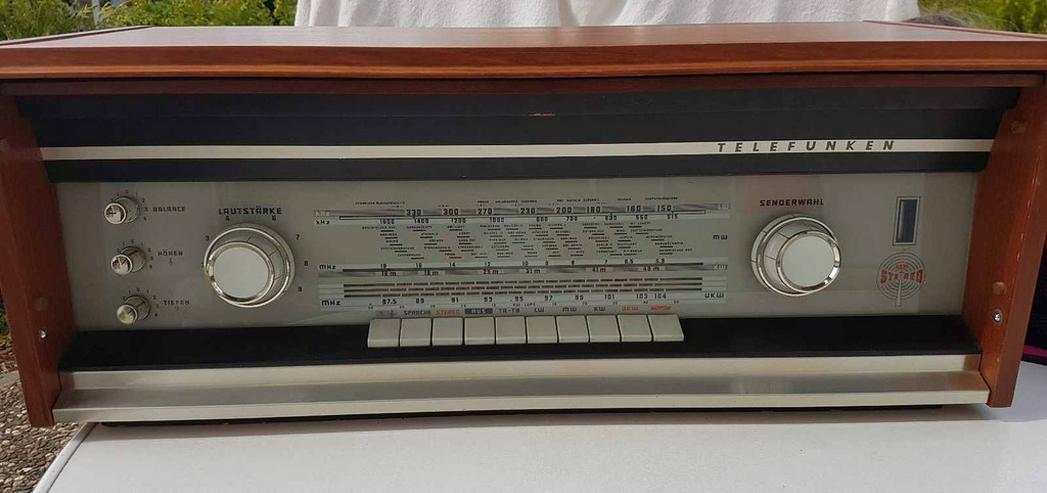 Telefunken Opus 2550 Hi-Fi