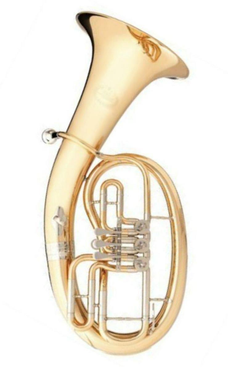 B & S 42 - L Bariton, Neuware inkl. Koffer - Blasinstrumente - Bild 1