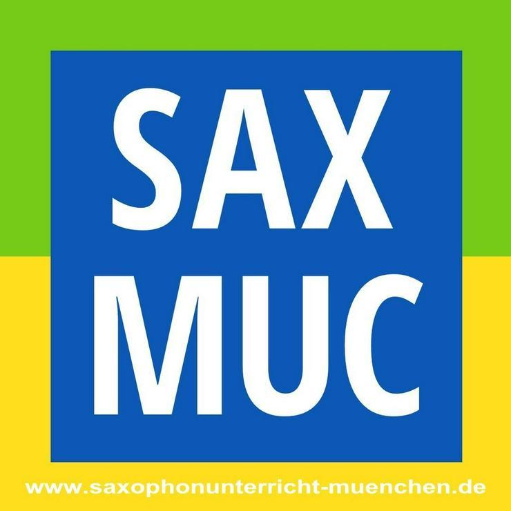 Bild 6: Saxophonunterricht München Saxophonlehrer