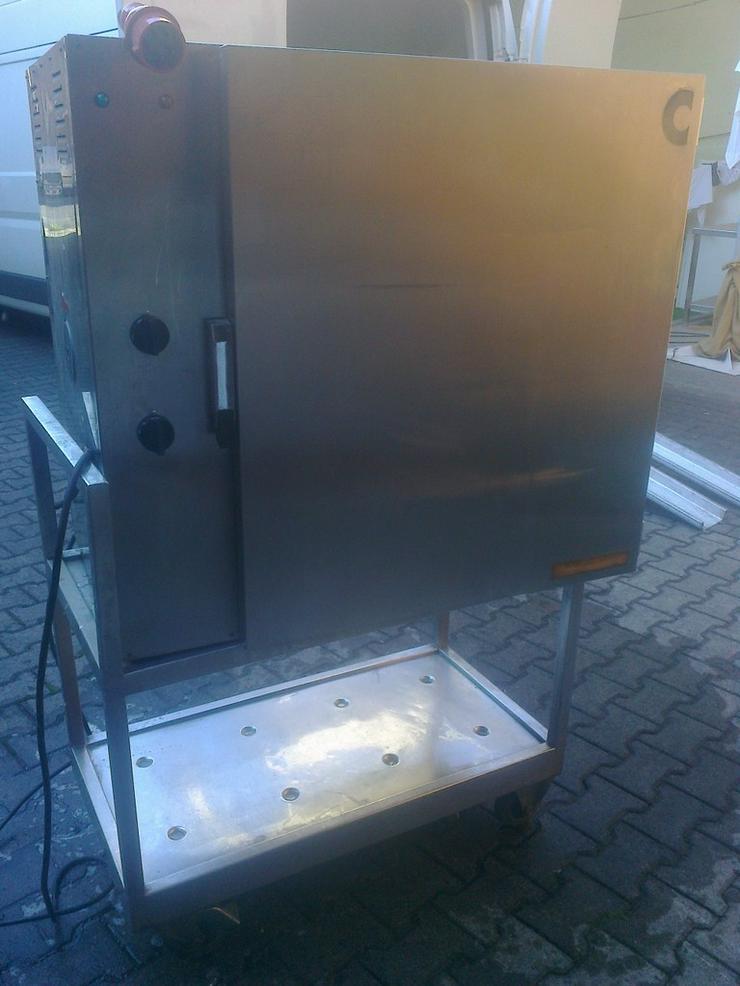 Kombidämpfer/ Konvektomat/Kühltheke