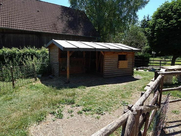 """Bild 4: Ist dieser schöne Bauernhof Ihr """"Glückshof""""?"""