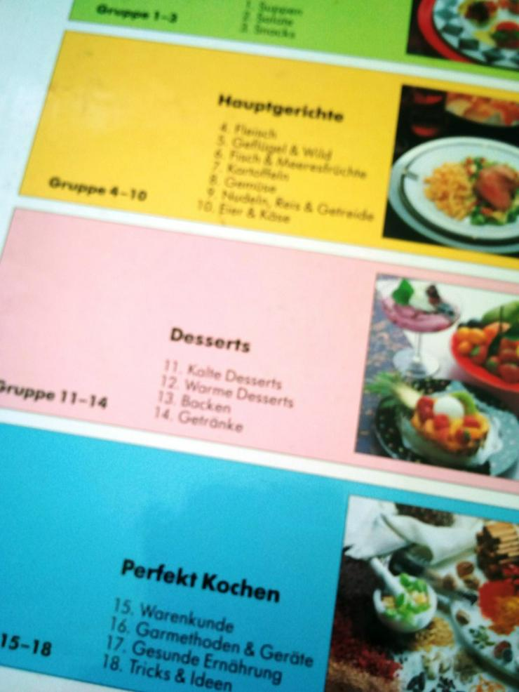 Bild 4: 6 Kochbücher