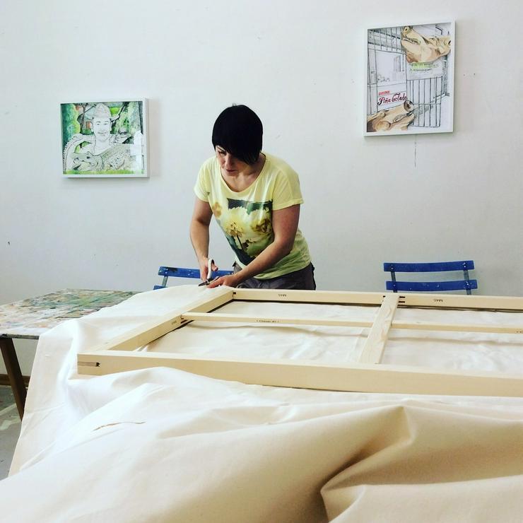 Bild 2: Professionalisierung für Künstler