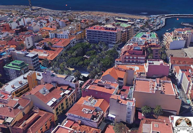 Zweigeschössige Etagenwohung in Puerto de la Cruz - Wohnung kaufen - Bild 1