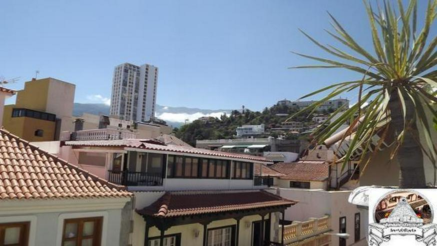 Bild 4: Zweigeschössige Etagenwohung in Puerto de la Cruz