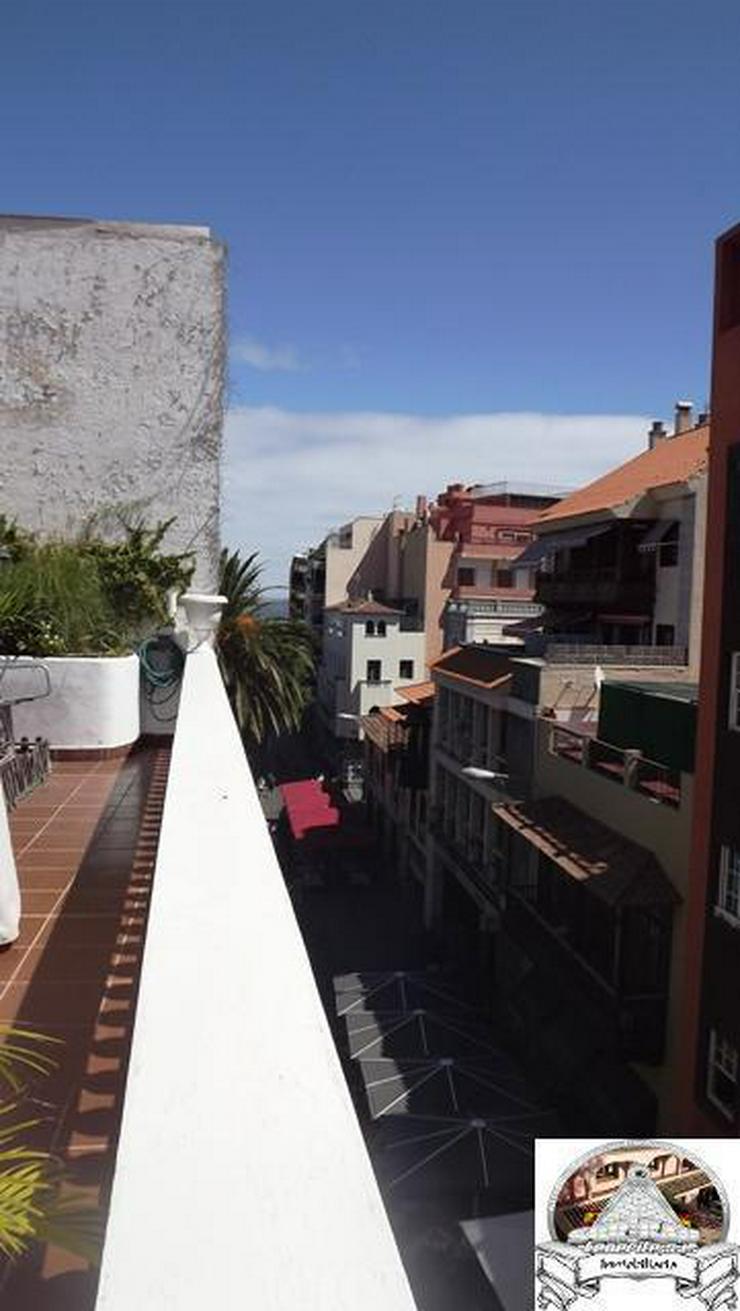Bild 3: Zweigeschössige Etagenwohung in Puerto de la Cruz
