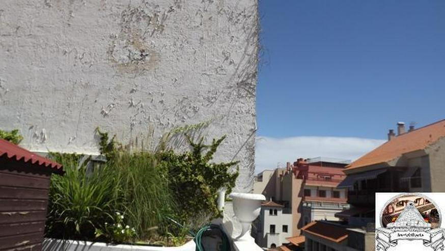 Bild 6: Zweigeschössige Etagenwohung in Puerto de la Cruz
