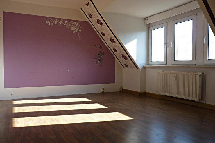 Gemütliche 3-Raumwohnung im Dachgeschoss!