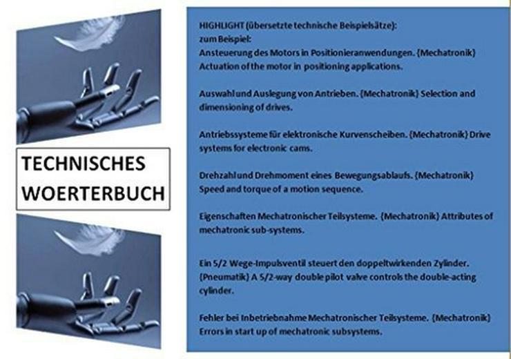 EBOOK: 2500 Technik-Saetze uebersetzen