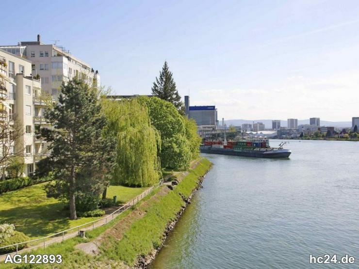 Bild 6: Möblierte Wohnung in Weil am Rhein -Friedlingen
