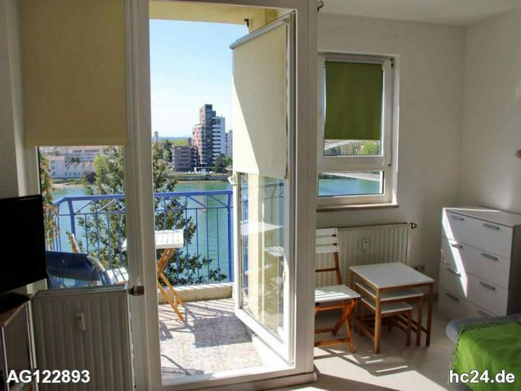 Bild 2: Möblierte Wohnung in Weil am Rhein -Friedlingen