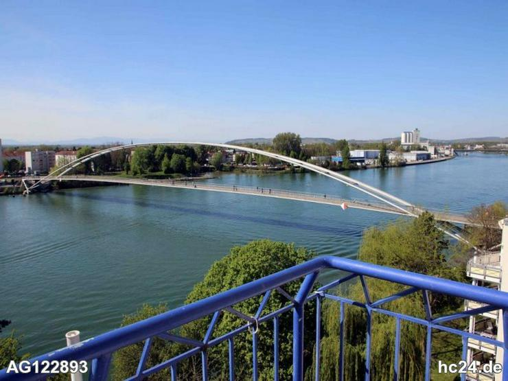 Möblierte Wohnung in Weil am Rhein -Friedlingen - Wohnen auf Zeit - Bild 1