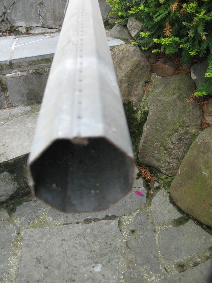 Bild 3: Achtkant Rollladenwelle SW 70
