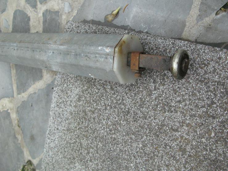 Bild 4: Achtkant Rollladenwelle SW 70