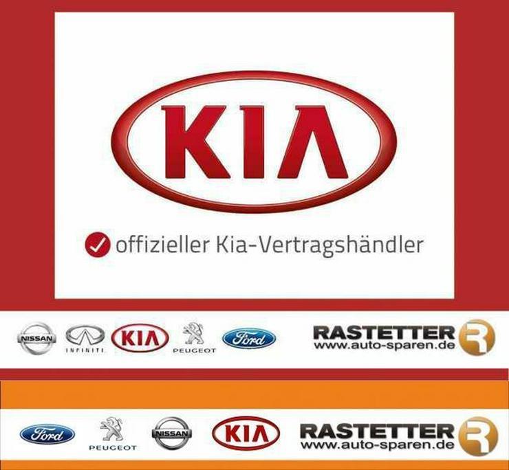 KIA Rio 1.4 Platinum Edition Navi Leder Schiebedach - Rio - Bild 1