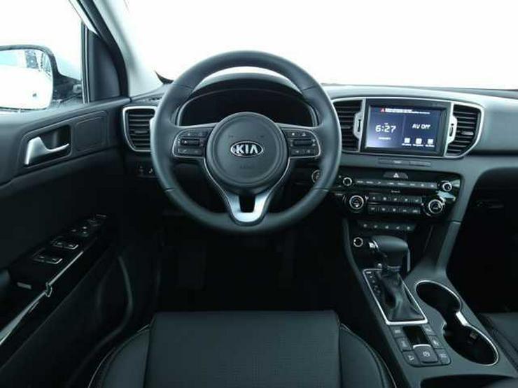 Bild 5: KIA Sportage 2.0CRDI Automatik Platinum auch GT-Line verfügbar