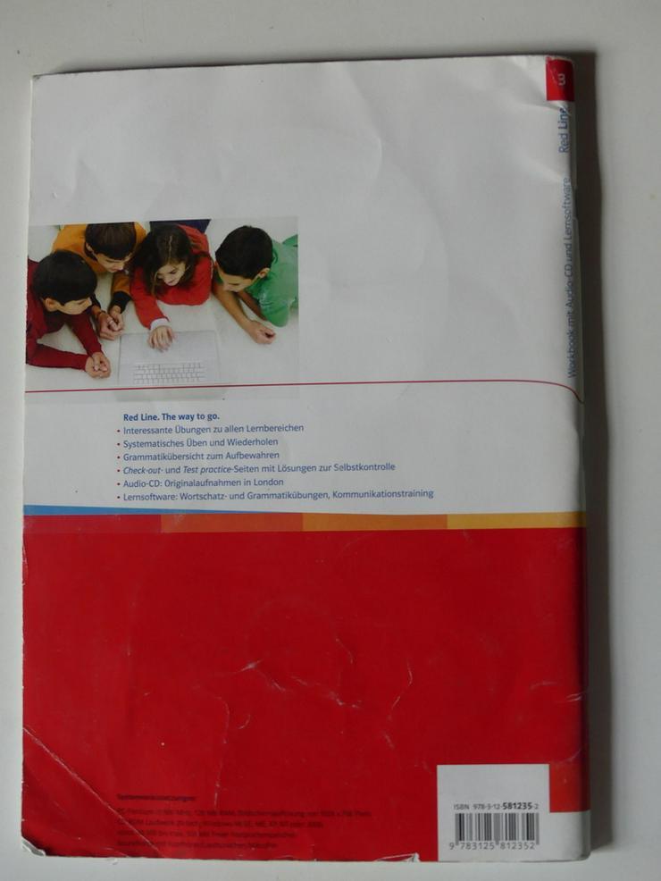 Bild 4: Red Line 3 Workbook, Audio-CD + Lernsoftware