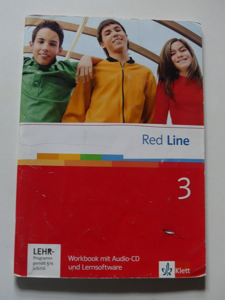 Red Line 3 Workbook, Audio-CD + Lernsoftware - Schule - Bild 1
