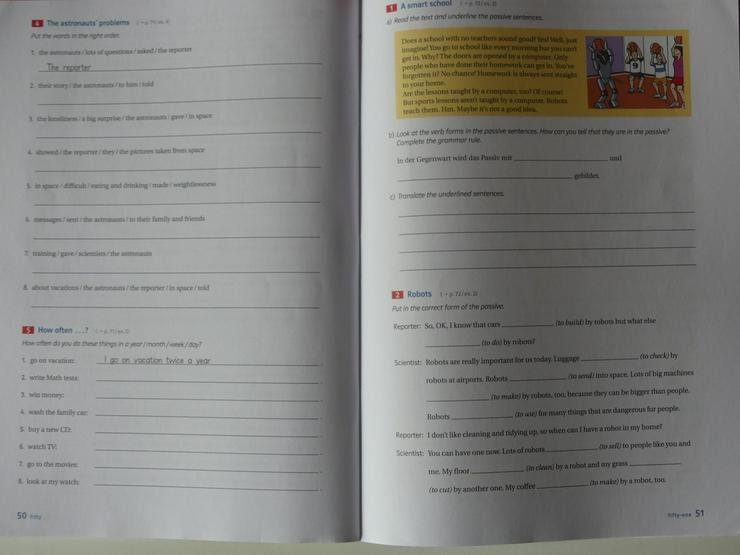 Bild 2: Red Line 4 Workbook, Audio-CD +Lernsoftware