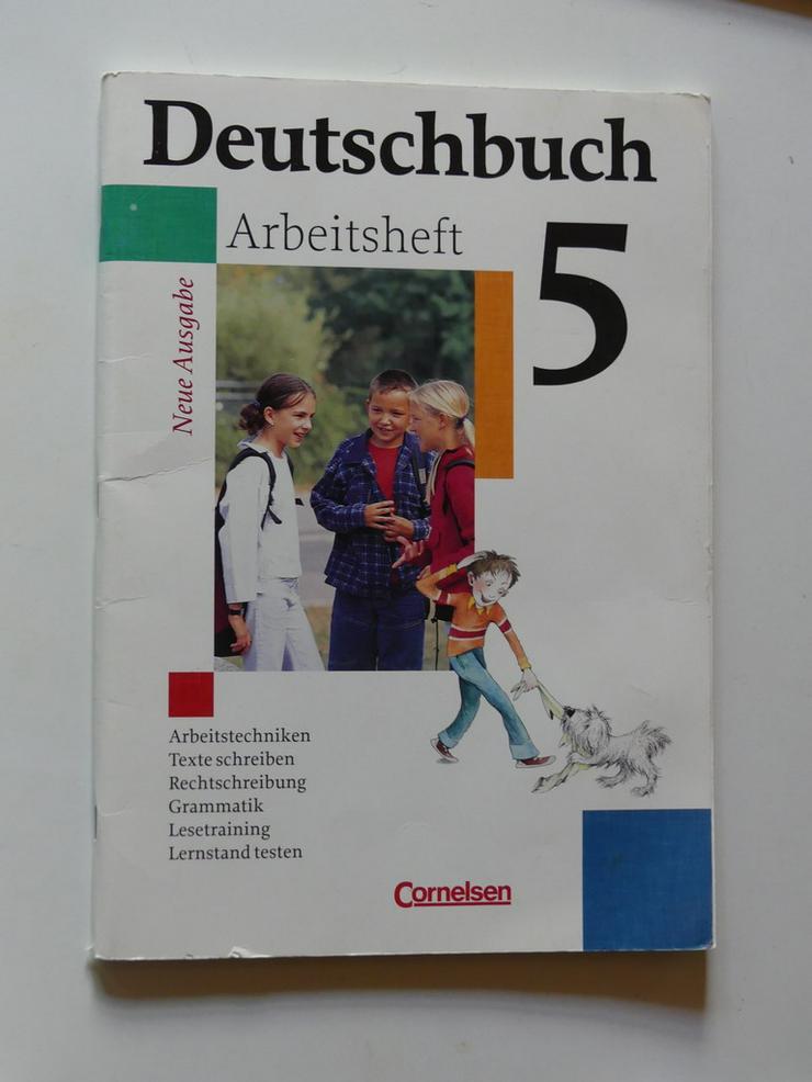 Deutschbuch Arbeitsheft 5