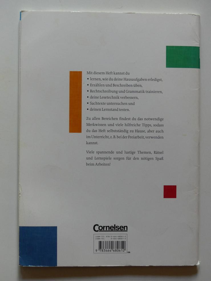 Bild 4: Deutschbuch Arbeitsheft 5