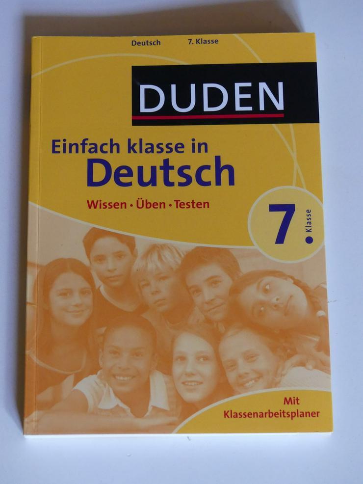 Einfach klasse in Deutsch, 7. Klasse