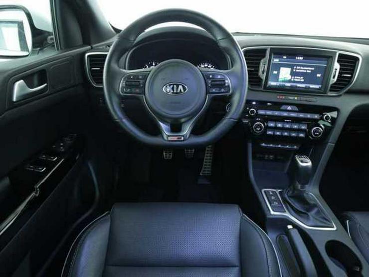 Bild 5: KIA Sportage 2.0CRDI AWD GT Line Tech Leder Glasdach