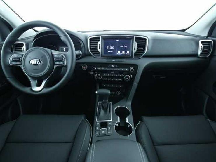 Bild 4: KIA Sportage 2.0CRDI Automatik Platinum auch GT-Line verfügbar