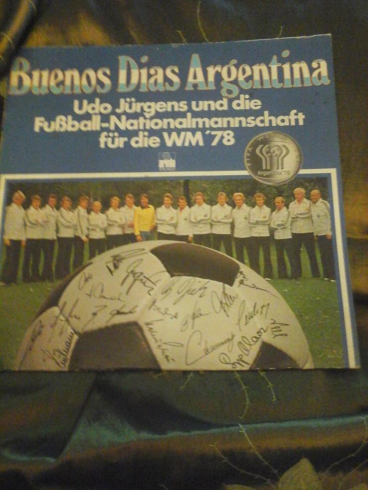 4 LPs Buenos Dias Argentina, und 3 weitere - LPs & Schallplatten - Bild 1