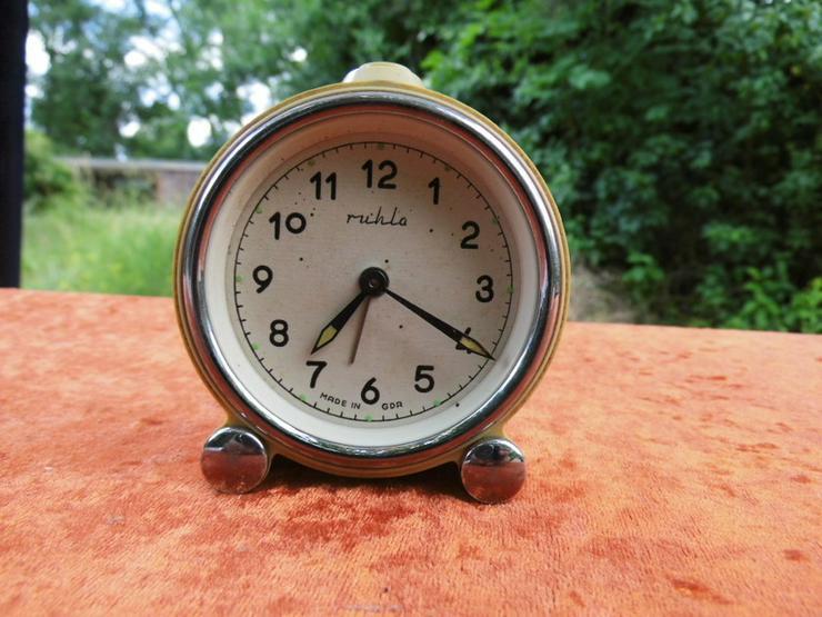 Alter Wecker um 1965 Uhrenwerke ruhla ehemalig