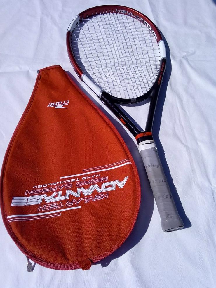 Tennisschläger Kevlar Tech ADVANTAGE