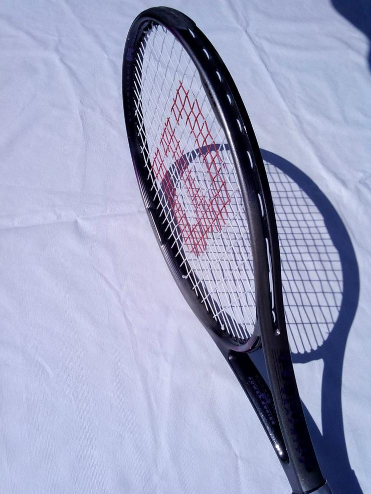 Bild 2: Tennisschläger WILSON NEMESIS Graphite