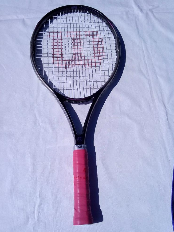 Bild 3: Tennisschläger WILSON NEMESIS Graphite