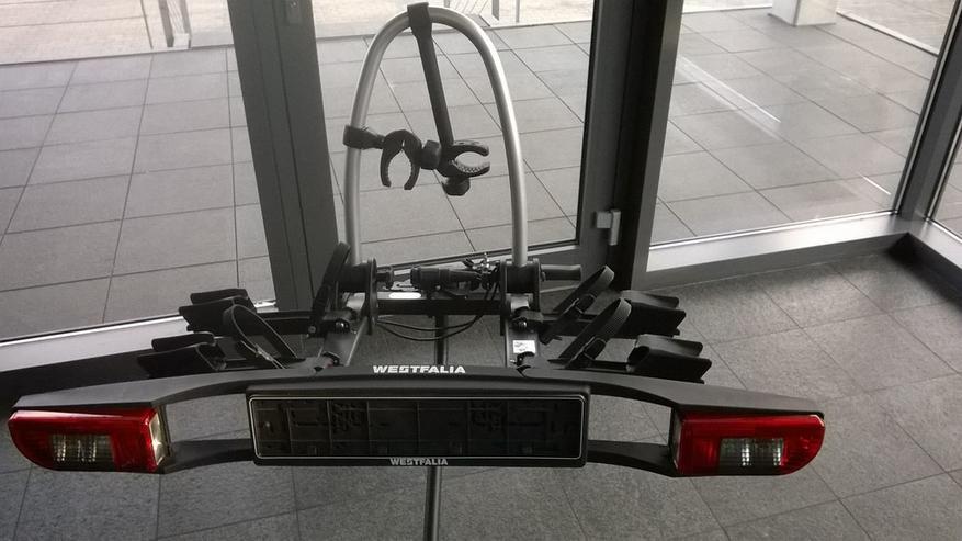 vermiete Fahrradträger regional PLZ 32-33 - Heckträger & Heckboxen - Bild 1