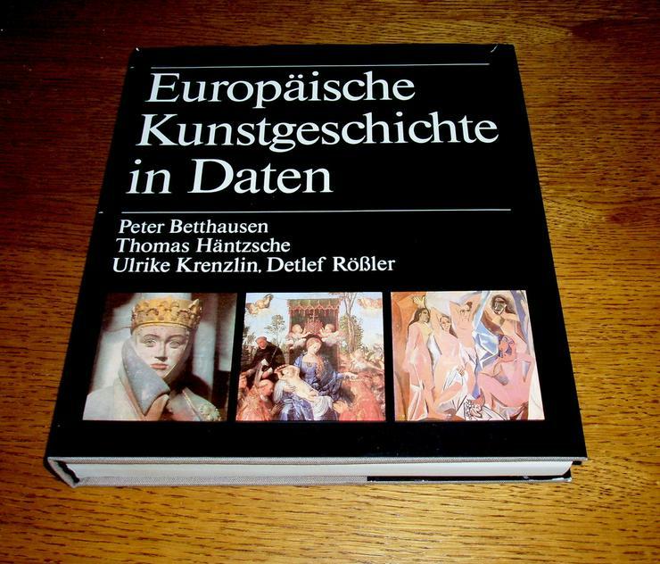 Europäische Kunstgeschichte in Daten