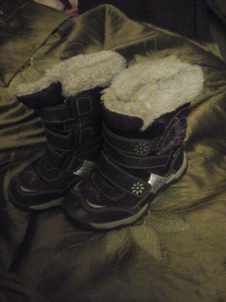 Kleinkinderstiefel Gr.: 24 - Schuhe - Bild 1