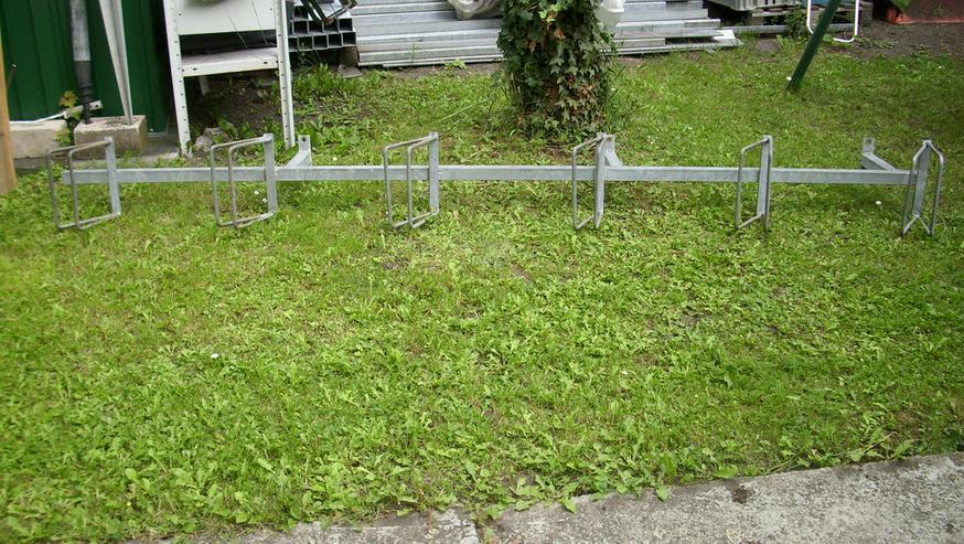 Bild 2: Fahrradständer
