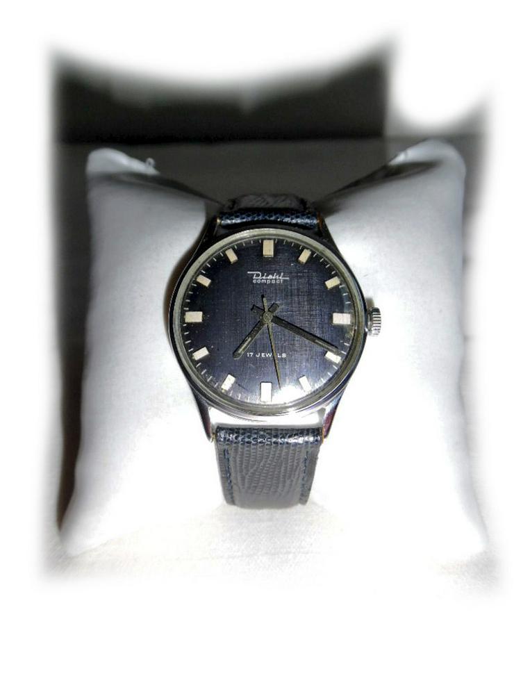 Seltene Armbanduhr von Diehl