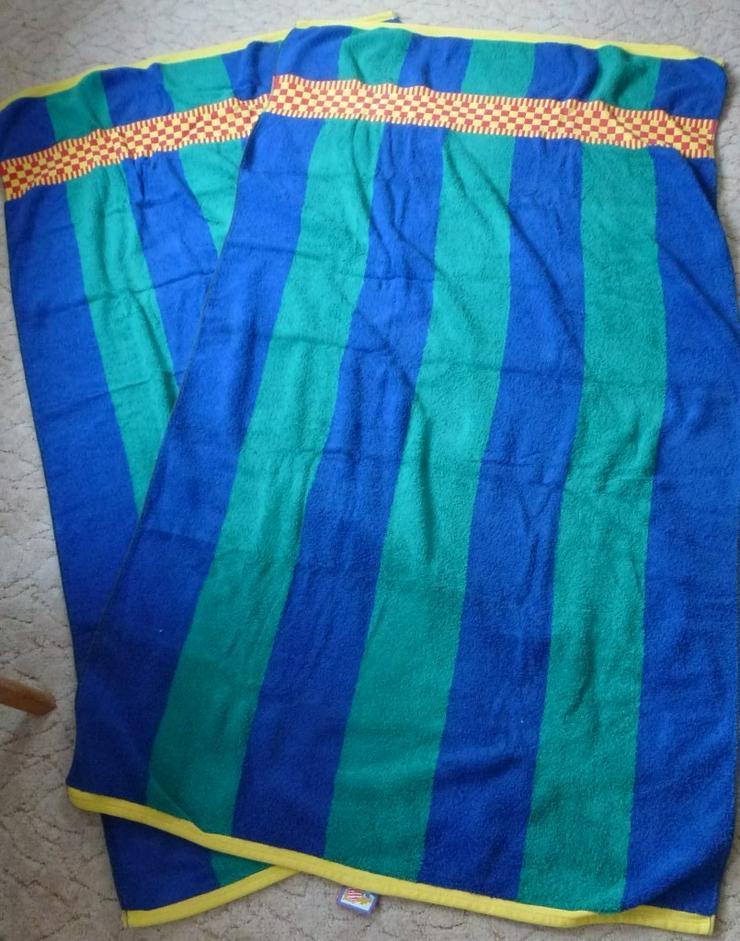 Bild 2: verkaufe 2 Strandtücher