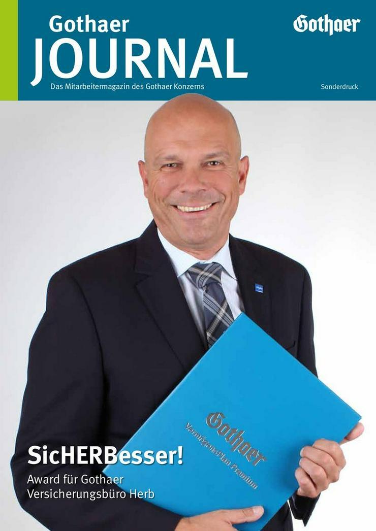 Sonderdruck: SicHERBesser! Award für Herb