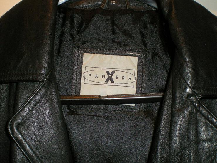 Bild 3: Mantel Herren Ledermantel von Pantera (VB) noch 1 x Preis runter gesetzt !