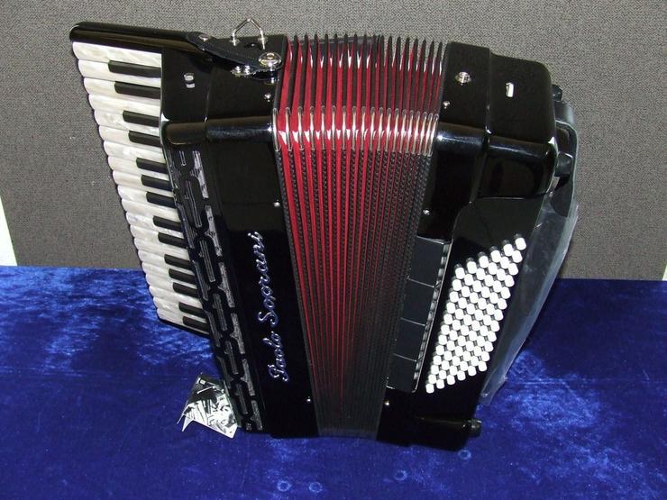Akkordeon Paolo Soprani Studio Musette 72/4 - Akkordeons & Harmonikas - Bild 1