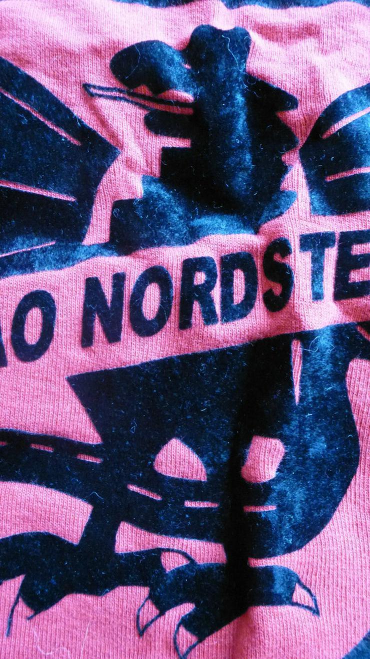Bild 2: Damen Shirt T-Shirt Top Bluse Rot Gr. S