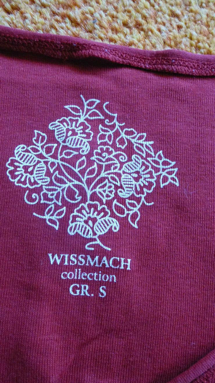 Bild 6: Damen Shirt T-Shirt Top Bluse Rot Gr. S