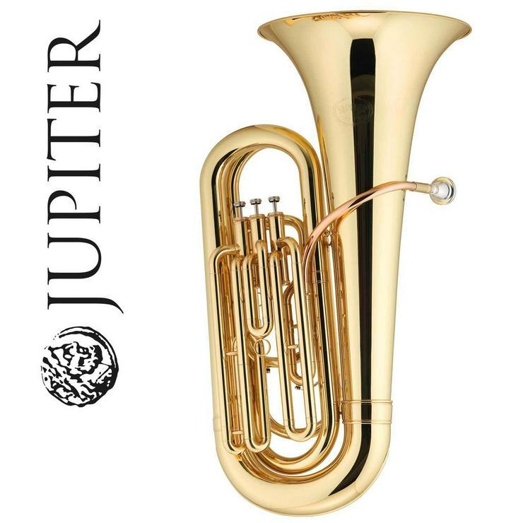 Jupiter 378 L Tuba in B inkl. Koffer